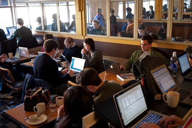 When to Move out of the Coffee Shop and into a Real Office