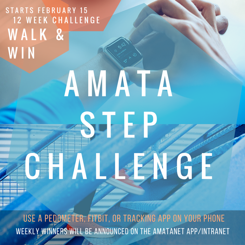 #AmataStepChallenge - Health tips and advice