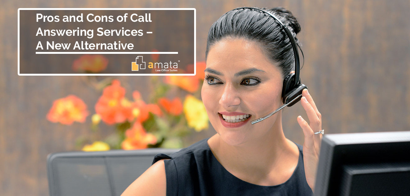 Pros and Cons of Call Answering Services – A New Alternative