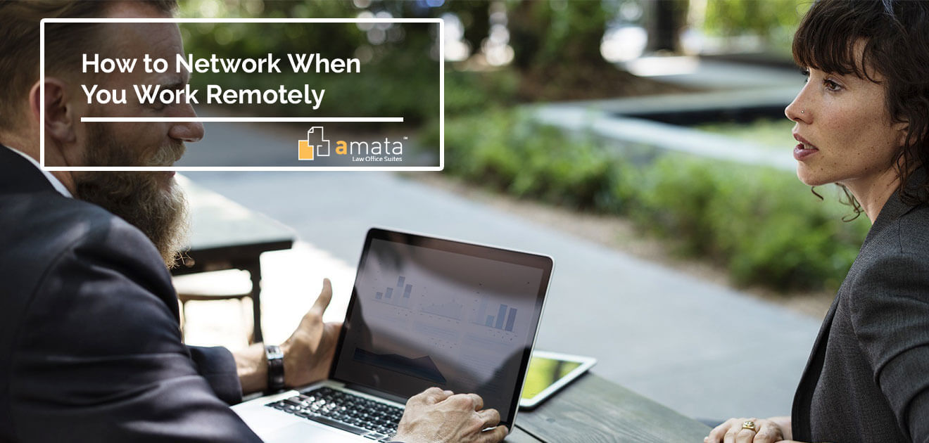 How to Network When You Work Remotely