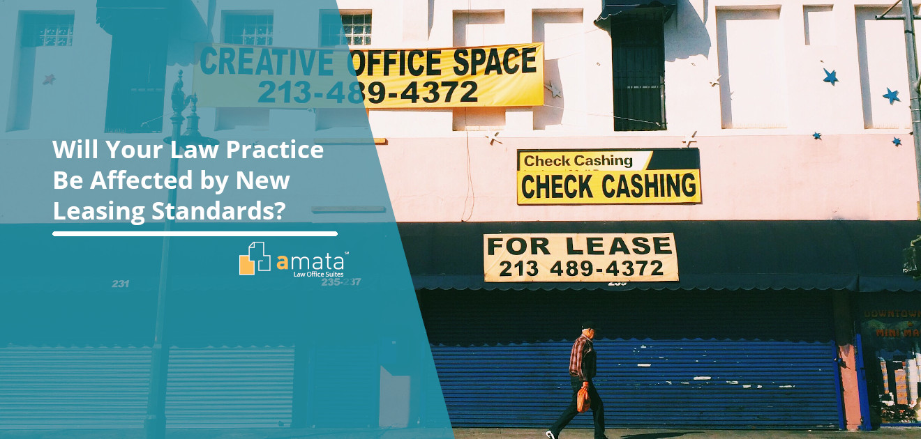 Will Your Law Practice Be Affected by New Leasing Standards?